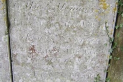 Elizabeth grave wife james