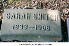 Sarah Snitch(knight)