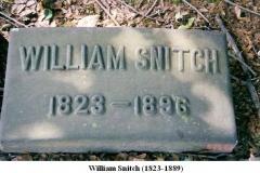 William Snitch 1823