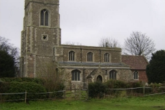 All Saints Offord Cluny
