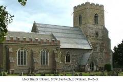 Holy Trinity Downham