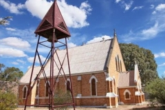 St Andrews Church Katanning Wester Australia
